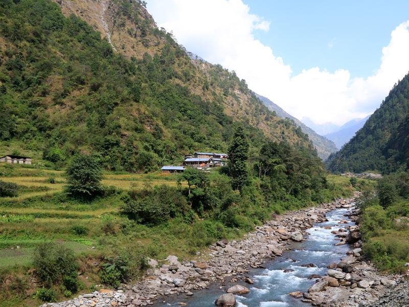Kasuwa Khola Hydropower